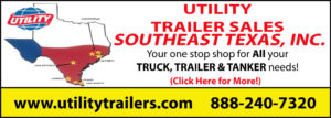 Utility Trailer Sales Southeast Texas